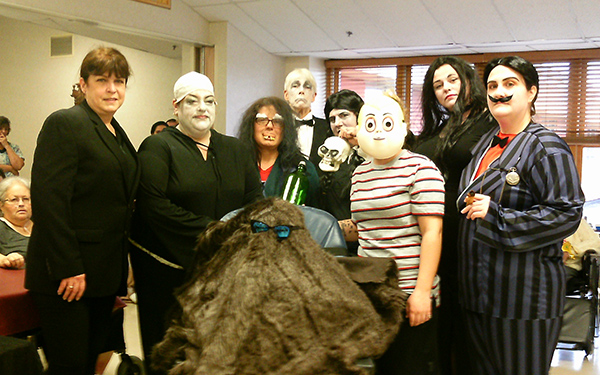 Halloween From Crouse Community Center